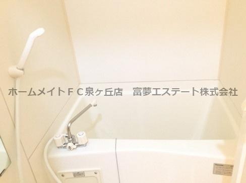 【浴室】ポプラーレ キシダ