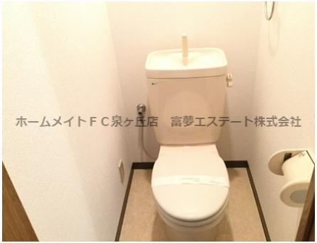 【トイレ】ポプラーレ キシダ