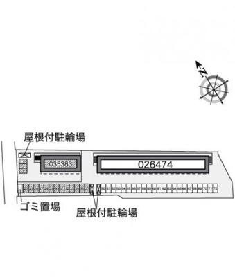 【その他共用部分】レオパレスルシェルブル金岡Ⅱ