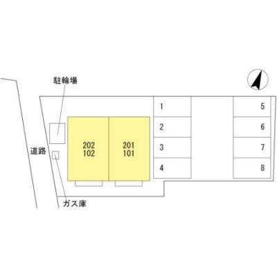 【駐車場】竜舞駅 龍舞町