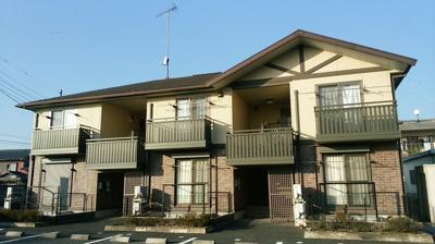 【外観】太田駅 鳥山下町 1LDK