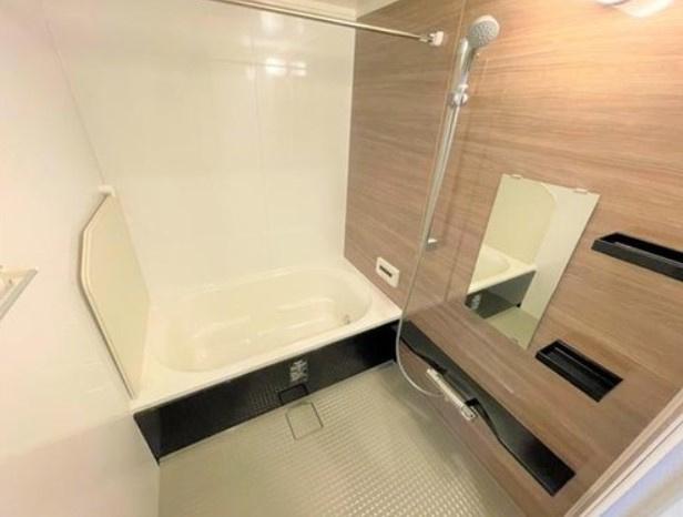きれいなお風呂~追い焚き機能付きユニットバス