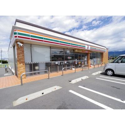 コンビニ「セブンイレブン松本町神南店まで637m」
