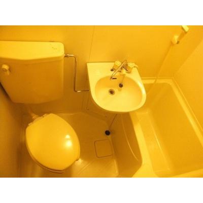 【浴室】菱和パレス大森西
