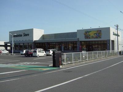 しずてつストア藤枝水守店まで1,756m