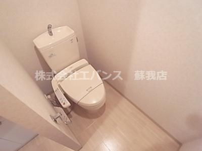 【トイレ】Biz STAY千葉・蘇我(ビズステイ)