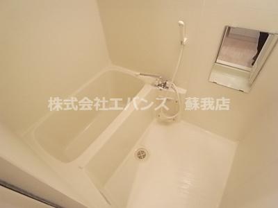 【浴室】Biz STAY千葉・蘇我(ビズステイ)