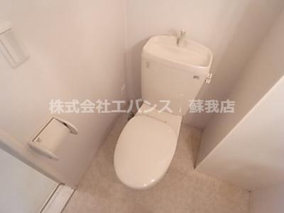 【トイレ】モナリエ稲荷町