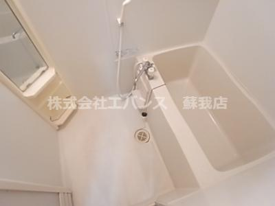 【浴室】モナリエ稲荷町