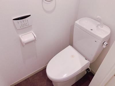 シンプルで使いやすいトイレです 【COCO SMILE ココスマイル】同型タイプ