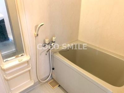 コンパクトで使いやすいお風呂です 【COCO SMILE】