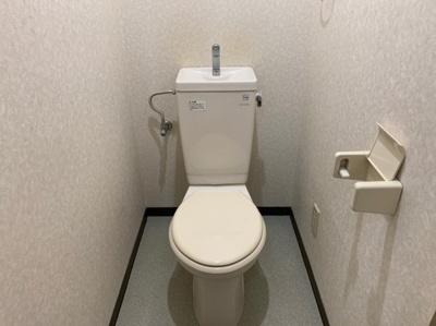 シンプルで使いやすいトイレです 【COCO SMILE】