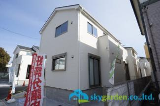 平塚市入野 新築戸建 全6棟6号棟