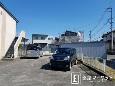 【駐車場】メゾン越戸A