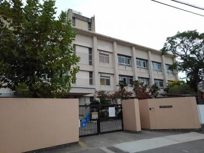 和歌山市立木本小学校様まで750m
