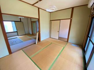 襖・畳の貼替は入居決定時に行います。