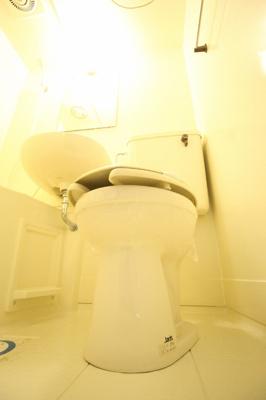 【トイレ】メゾンドパリエ