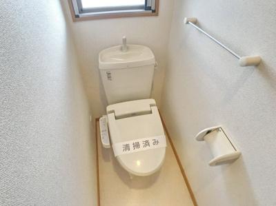 【トイレ】ベル フロースト弐番館