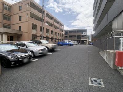【駐車場】ベル フロースト弐番館