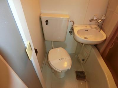 【トイレ】ジョイフル西宮II