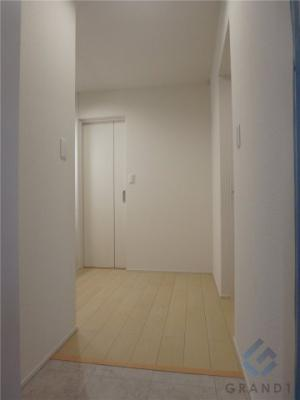 【玄関】フジパレス十三