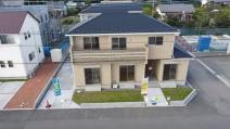 昭和町築地新居 新築全2棟2号棟 4LDK 長期優良住宅の画像