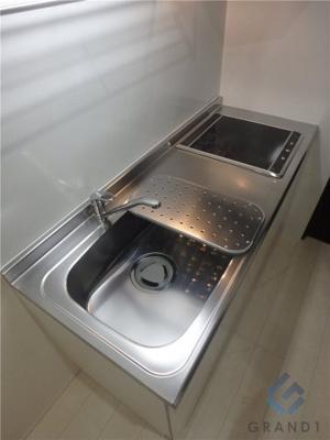 【キッチン】リーフデパレスⅡ番館