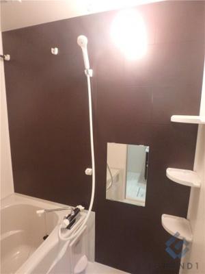 【浴室】リーフデパレスⅡ番館