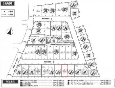 【区画図】東村山市恩多町 18号棟