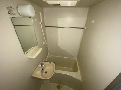 【浴室】レオパレスG