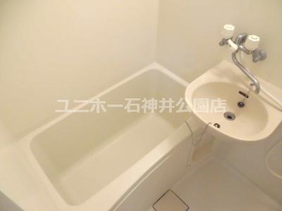 【浴室】フラットコート