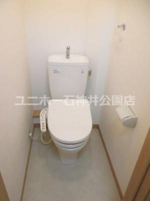 【トイレ】フラットコート