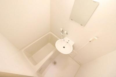 【浴室】レオパレスヴィクトワール