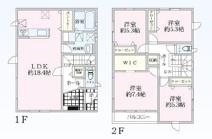 千葉市若葉区若松町 新築分譲住宅2号棟~イオンハウジングの不動産仲介~の画像