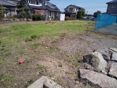 【外観】藤岡市森新田 売土地