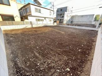 【土地図】杉並区浜田山2丁目 建築条件付き土地
