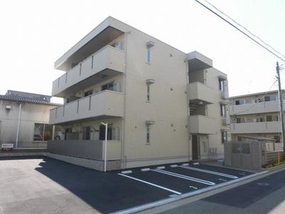 【外観】D-room 筑紫通り弐番館
