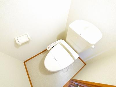 【トイレ】レオパレスgrow