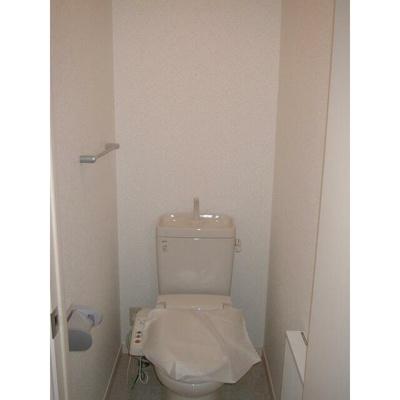 【トイレ】ポポラーレ雑司が谷