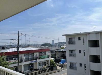 【展望】町田コープタウン8号棟