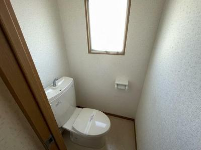 【トイレ】町田コープタウン8号棟