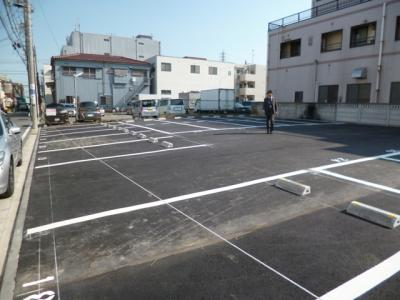 【外観】暁駐車場F