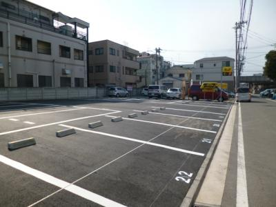 【駐車場】暁駐車場F