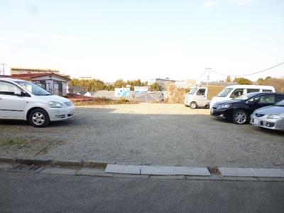 【外観】セピアコート駐車場