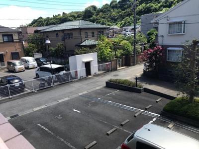 【外観】ソレアード向ヶ丘駐車場