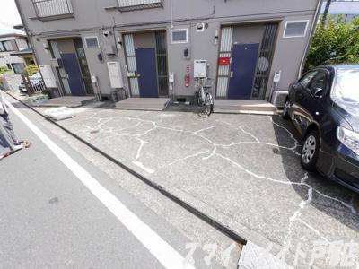 【駐車場】コーポ元町
