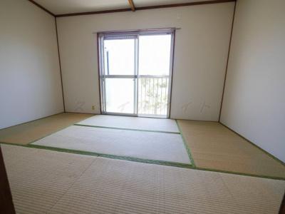 【寝室】コーポ元町