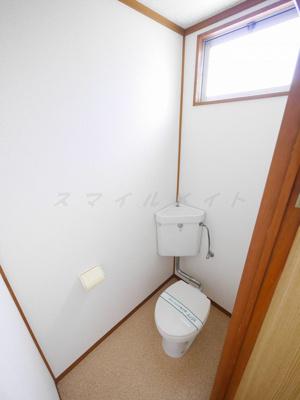 【トイレ】コーポ元町