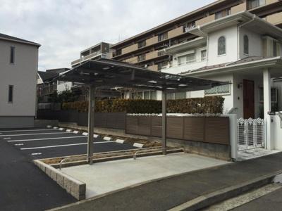 【外観】フォレ・リッシュ駐車場
