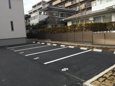 【駐車場】フォレ・リッシュ駐車場